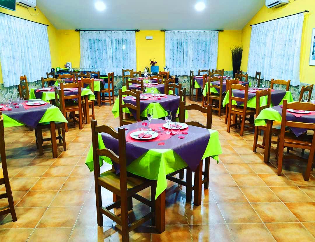 Bar-Restaurante Camping Casavieja